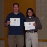 Ed & Fernando Tall Tales Contestants